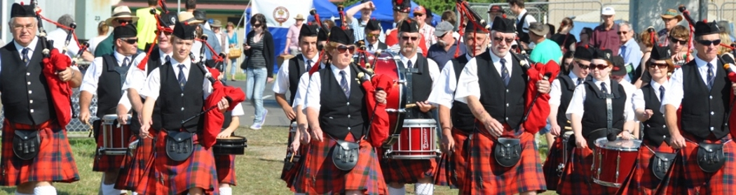 Geelong RSL Pipes & Drums
